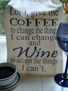 Coffee y Wine