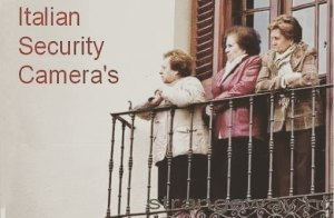 Italian Security Cameras