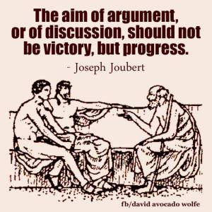 Aim of Argument