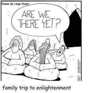 Trip to Enlightment