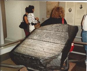 Rosetta Stone London