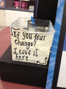 Wk 12 Fear change