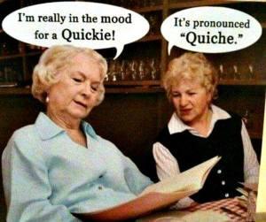 Wk 12 quiche