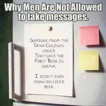 17 Why Men Cant take messages