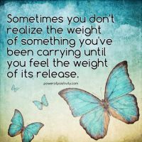 Wk 17 Release the weight