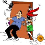Clutter closet