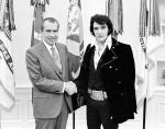Nixon & Elvis foto