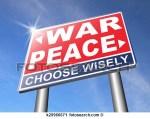 Wk 23 War Peace