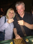 Carol y yo at Jameson Distillery