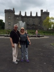 Carol y Yo at Kilkenny Castle