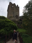 me @ Blarney Castle