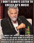 Wk 32 - 80s music