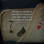 Wk 40 Key to success