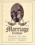 Marriage Certificate-1