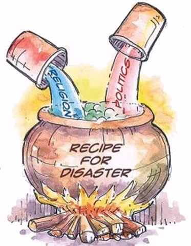 Wk 47 - 17 Recipe for disaster